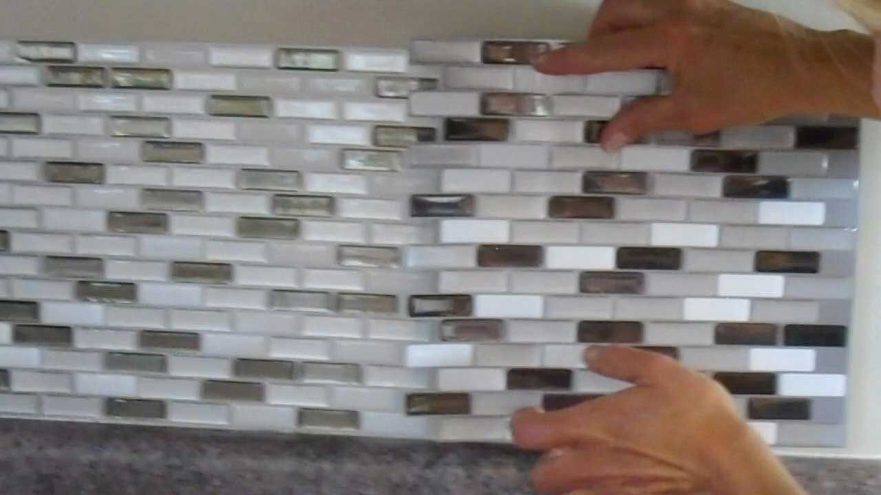Credence Autocollante Brico Depot Fond D Ecran En Briques Carrelage Adhesif Carrelage Mural Cuisine