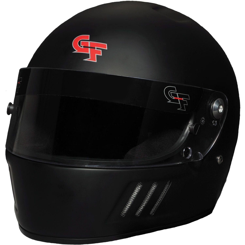 G-Force 3123XLGMB GF3 Full Face Helmet, Matte Black, X-Large. GF3 FULL FACE XLG MATTE SA2015.