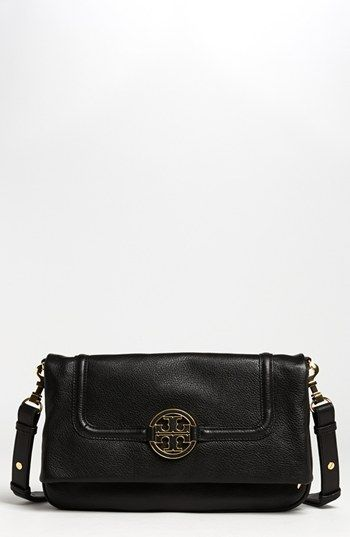 8a6d2e47039 Tory Burch 'Amanda' Crossbody Bag available at #Nordstrom i wouldl ike to  wait until it comes out in a maroon, eggplant, or dark brown, red color