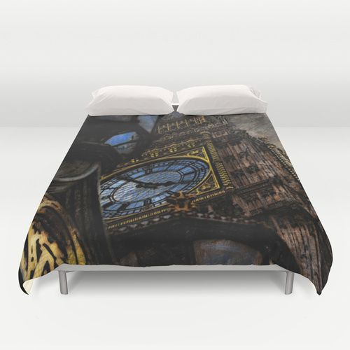 new at @society6art : #Tower #Big #Ben #London #Duvet Cover