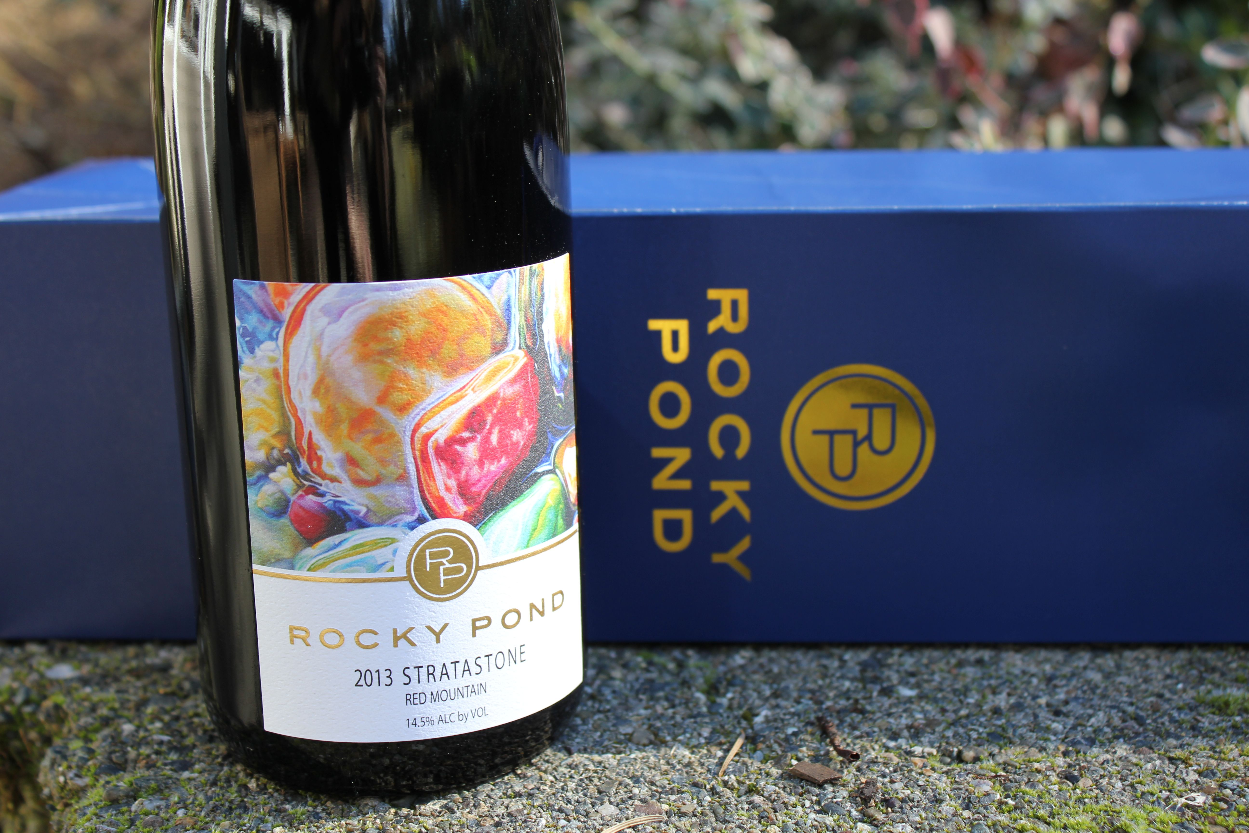 Rocky Pond Wine Launch in Woodinville Wine Country. For highlights on other wineries and wine events go to http://bit.ly/1DOqQiK #Wawine #Woodinville