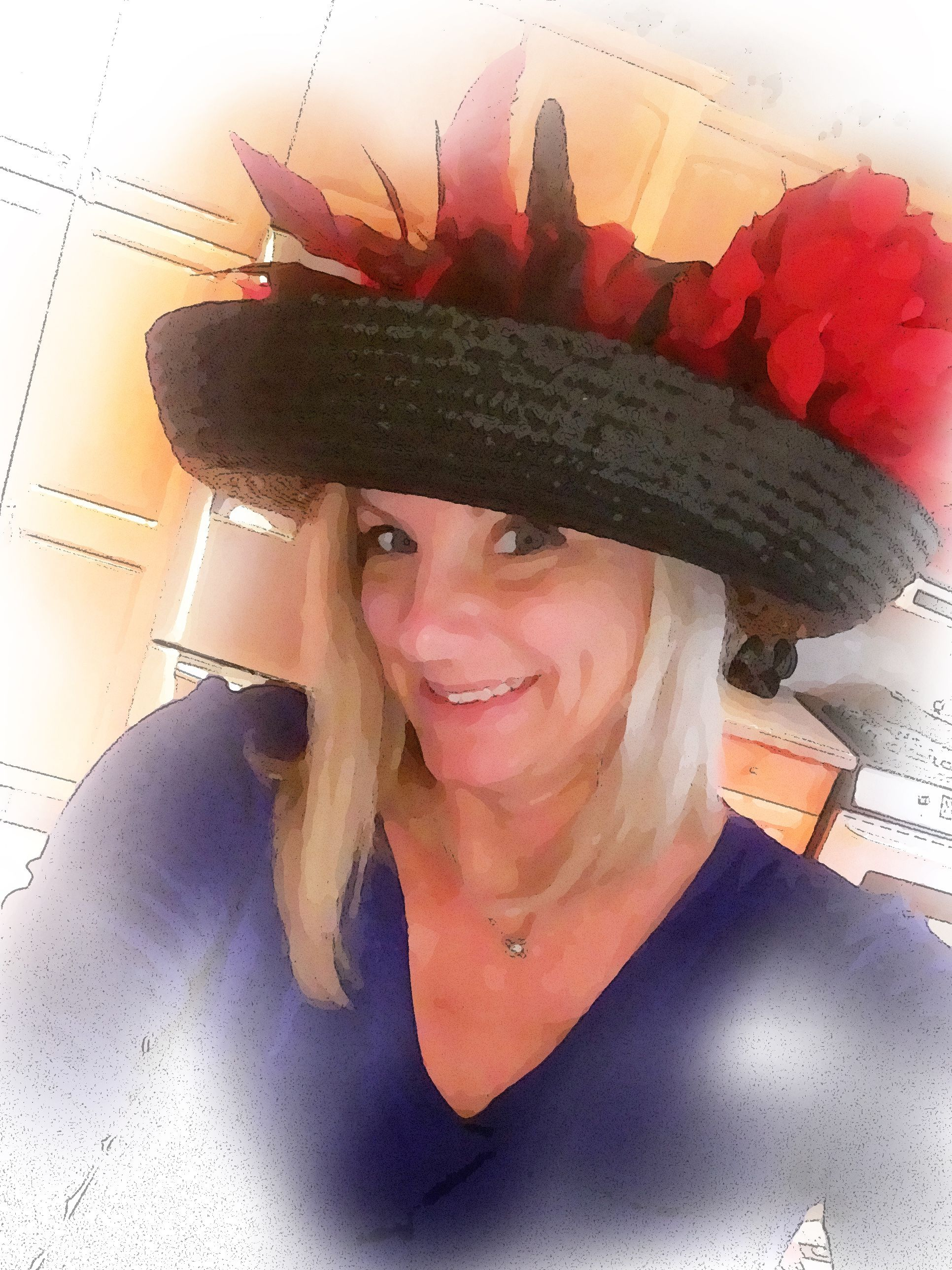 Pin By Bettyann Menza On Kentucky Derby Hats Etc