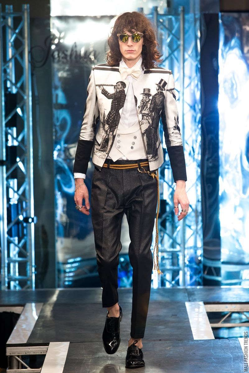 Joshua Kane Spring Summer 2016 Primavera Verano #Menswear #Trends #Tendencias #Moda Hombre London Collections MEN  Male Fashion Trends