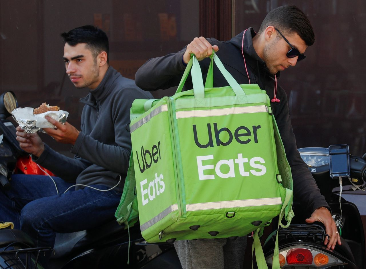 Uber Posts Its Largest Quarterly Loss Food delivery