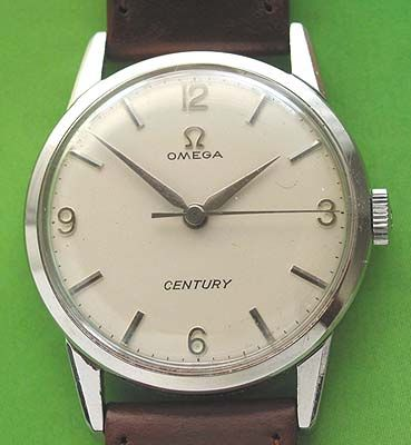 Vintage Omega Century - Used and Vintage Watches for Sale