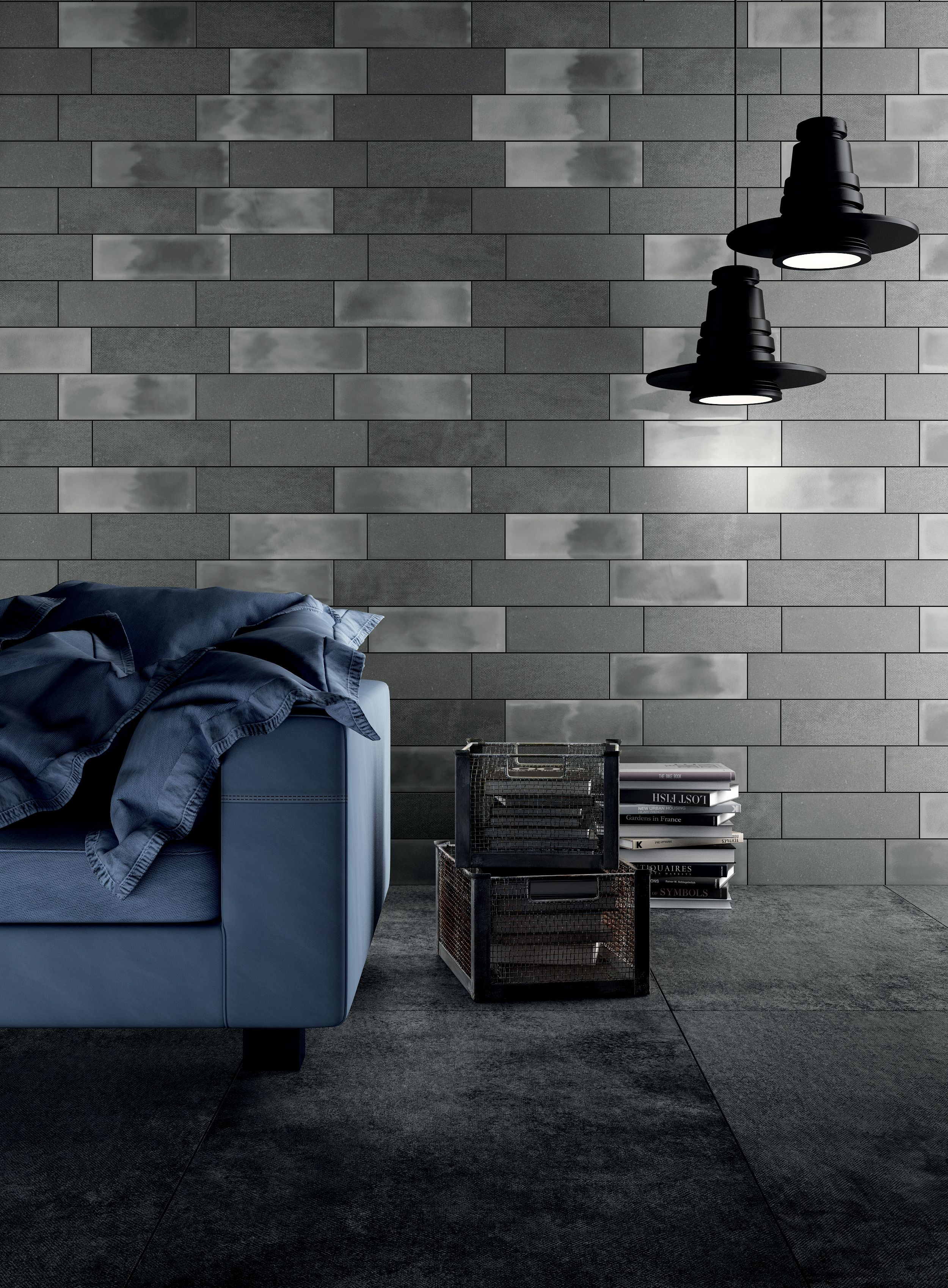 Wall iris ceramica diesel camp army canvasglazerock grey 4 x welcome to the award winning casa ceramica we are the leading independent supplier of quality bespoke tiles in manchester and across the uk dailygadgetfo Images