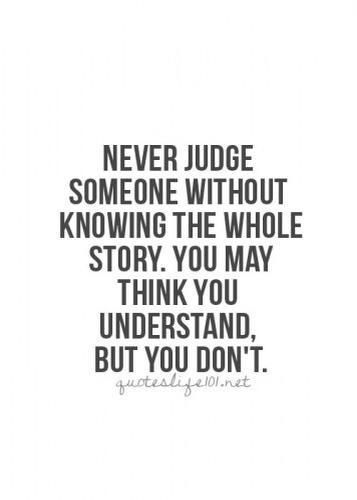 Don't Judge People Quotes : don't, judge, people, quotes, Shmoo, Report, Twitter, Words, Quotes,, Words,, Quotes