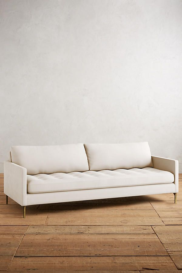 Slide View 1 Belgian Linen Angelina Sofa Apartment