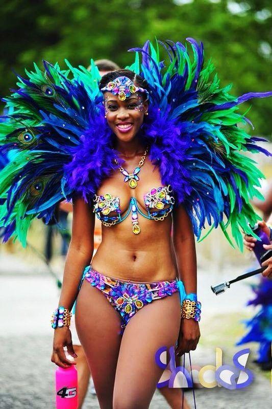 Antigua's Carnival Costumes are … Carnaval
