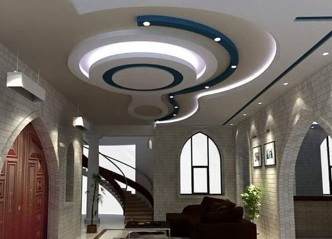 Modern Gypsum Board False Ceiling Designs Prices Installation