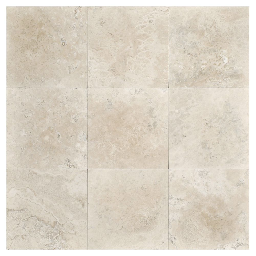 Complete Tile Collection Natural Stone Travertine Tile Matera Cr Me Honed Mi 006 Thf 110 428 Single Tile 12 X 12 Tile Floor Travertine Tile Flooring