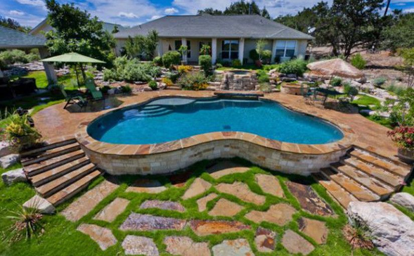 25 Best Ideas For Backyard Pools | Pinterest