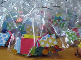 First Grade Jitters confetti