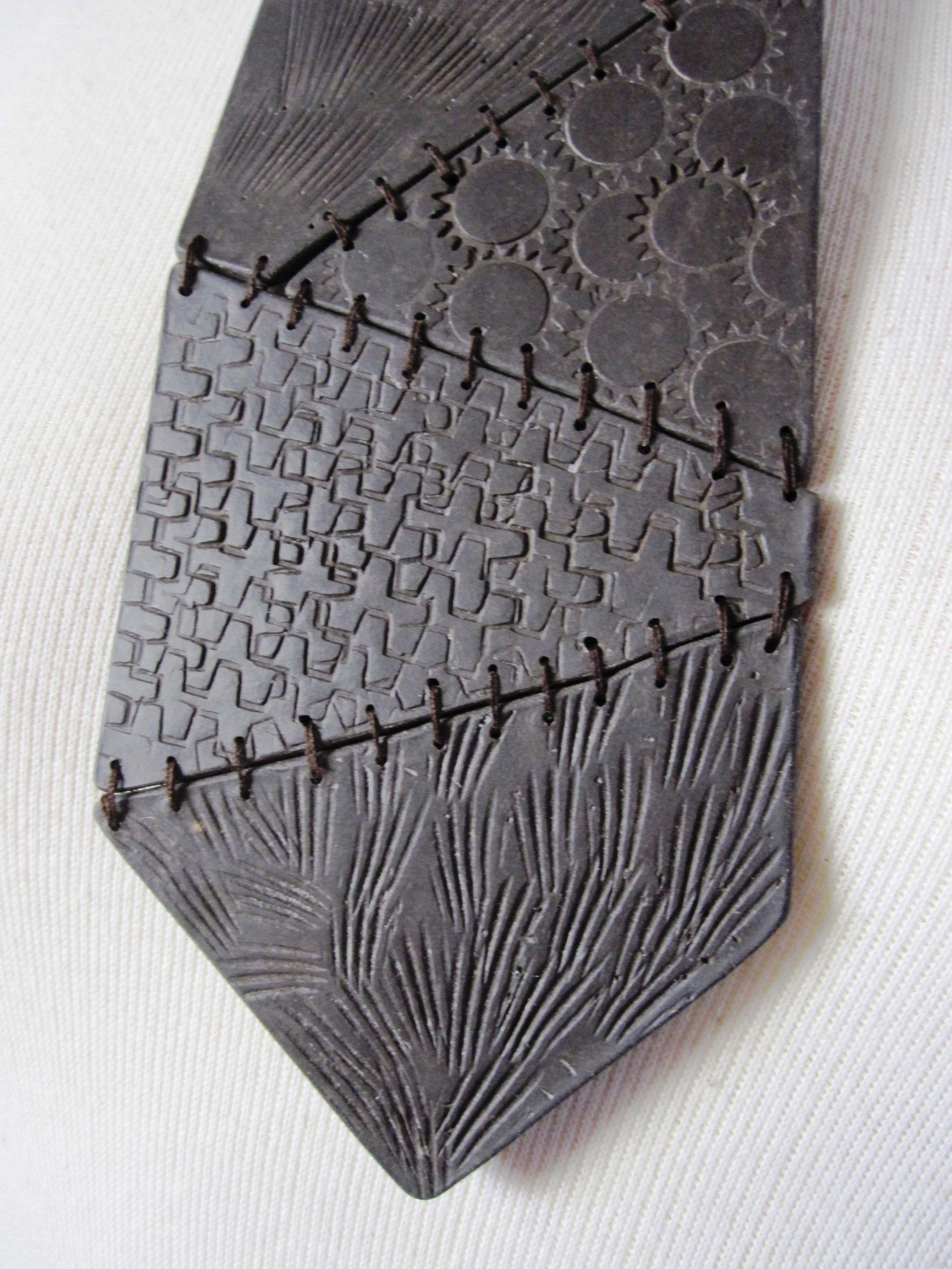 Curso de joyeria experimental mixed media ceramics&textile de ElTornBarcelona. Más info? eltorn@eltornbarcelona.com.
