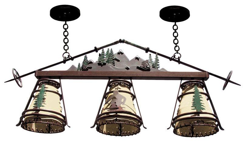 Ski lodge chandelier iron designs ski pinterest chandeliers ski lodge chandelier iron designs aloadofball Gallery