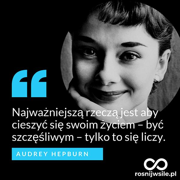 Najważniejszą Rzeczą Jest Aby Cieszyć Się Swoim życiem Być Szczęśliwym Tylko To Się Liczy Audre Incoming Call Screenshot Audrey Hepburn Incoming Call