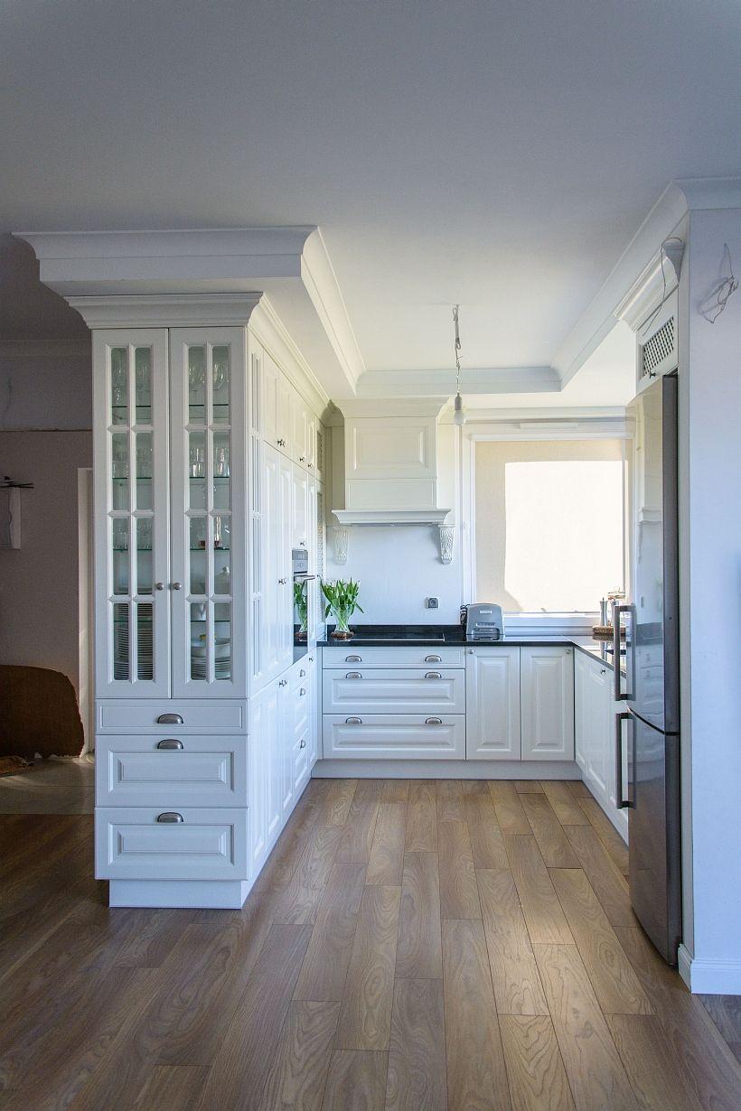 Kuchnia Angielska Mdf Lakierowany House Inspiration New England Style Kitchen Cabinets