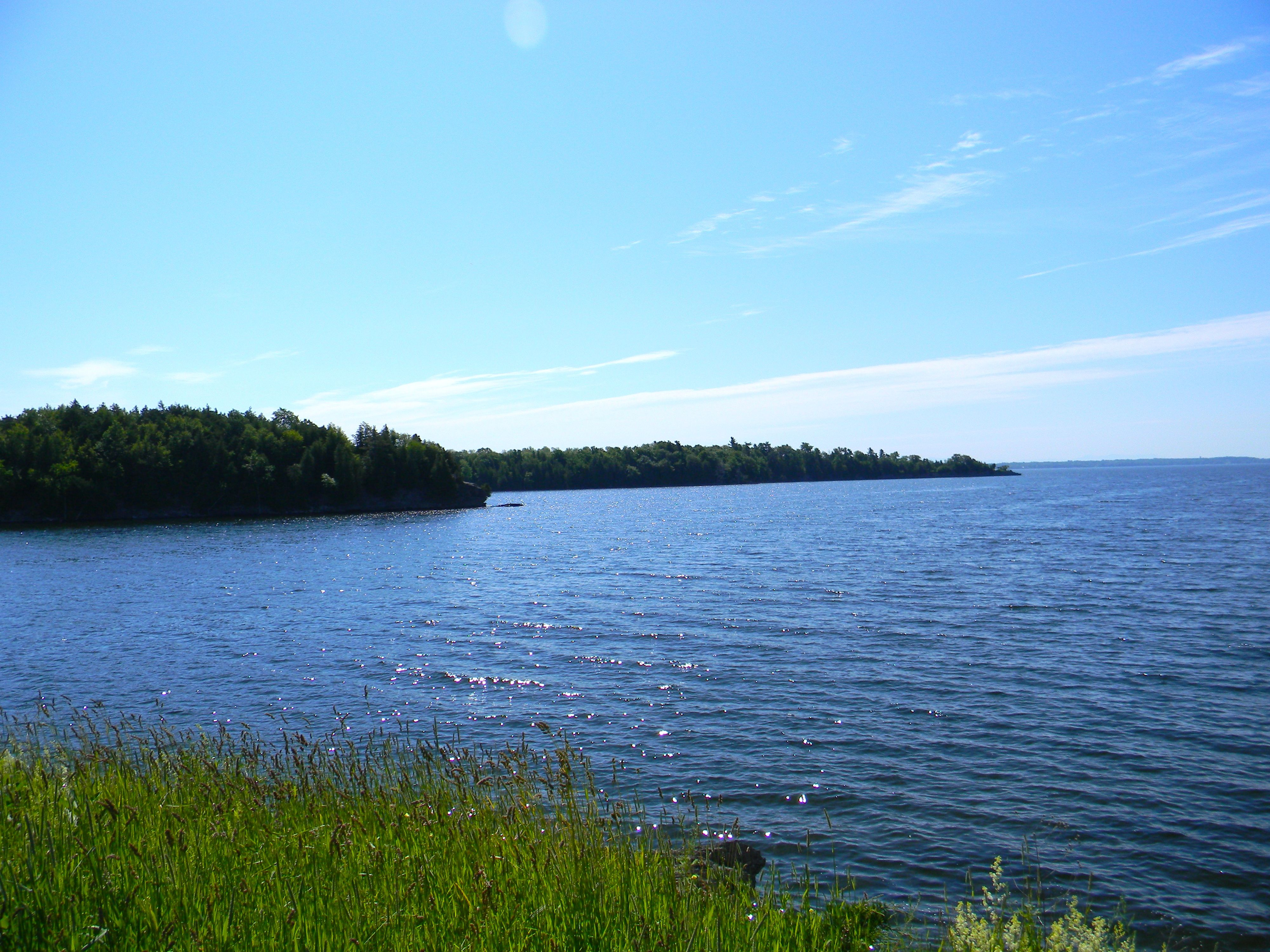 Point Au Roche State Park S Trails And Beaches Offer Magnificent Views Of Lake Champlain Www Goadirondack