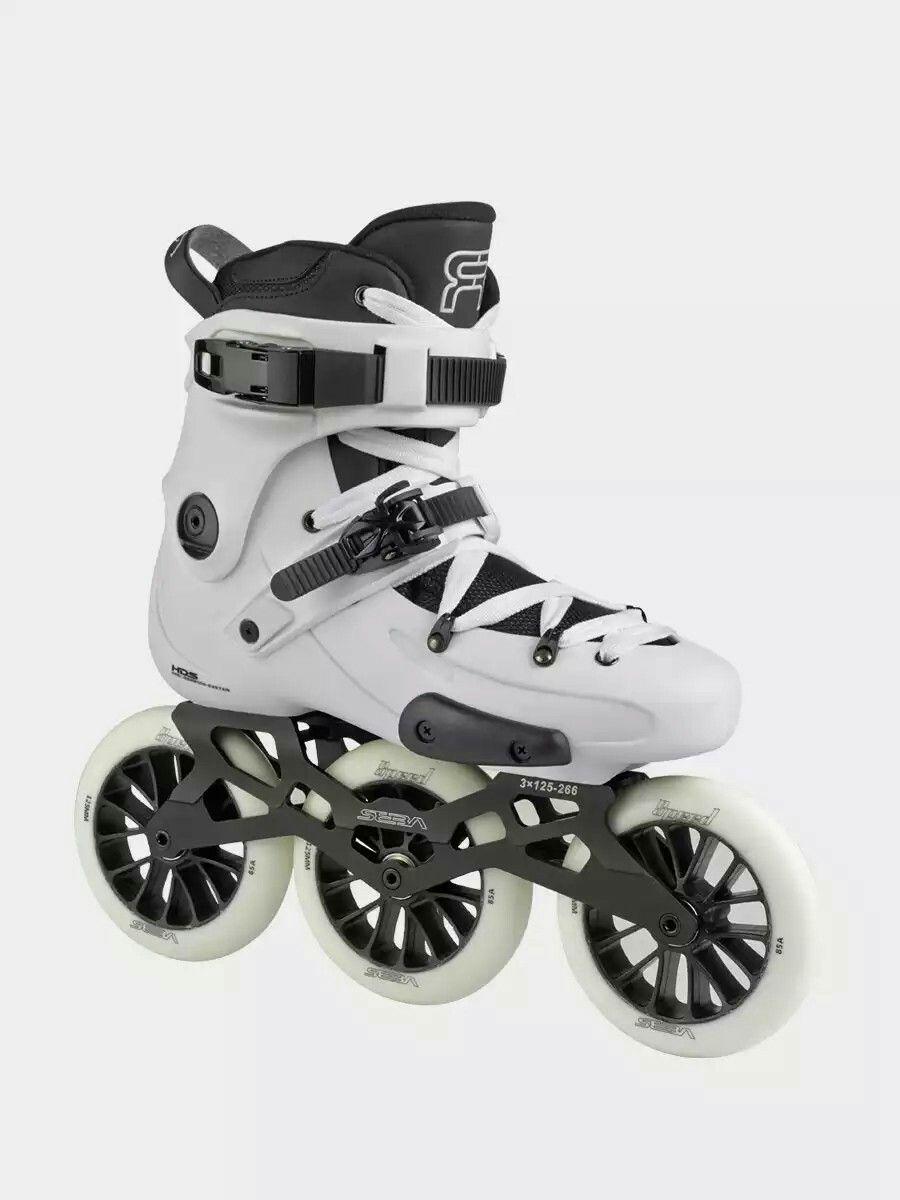 f2a66a59763702 SEBA FR1 325 WHITE 2016 | Sports | Roller derby skates, Derby skates ...