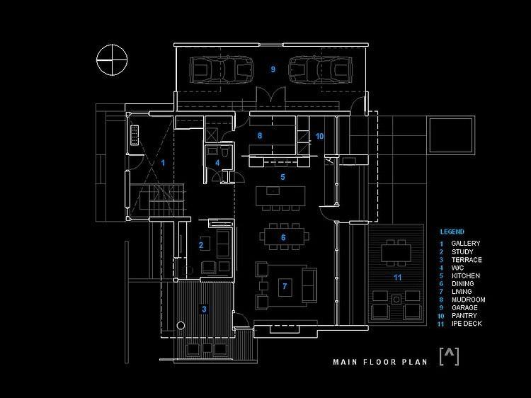 dark house plans