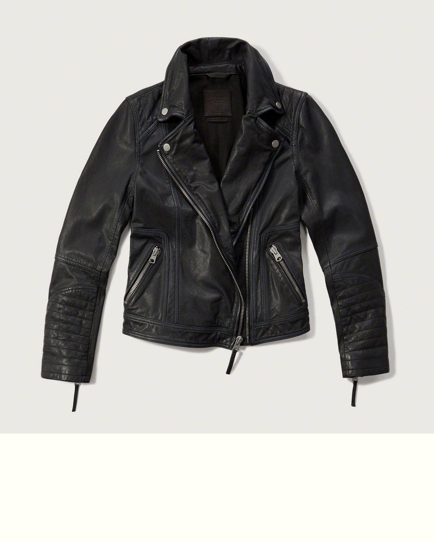 15 Sick Black Leather Biker Jackets Less Than 500 Women Outerwear Jacket Zipped Leather Jacket Black Leather Biker Jacket [ 1500 x 1200 Pixel ]