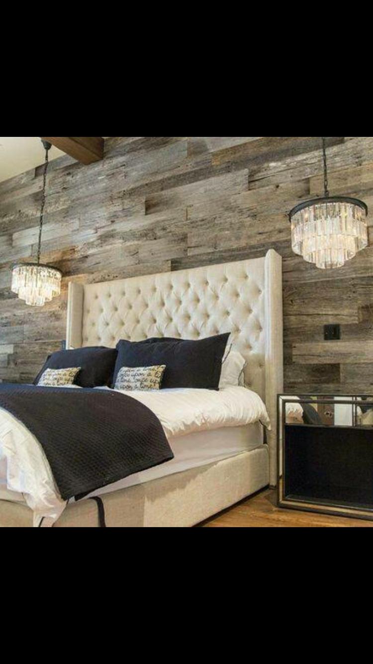 Pin Do A Anne Buccilla Em Bedroom Inspiration Pinterest Quartos ~ Porta Madeira Quarto Com Lustre Pendente Quarto