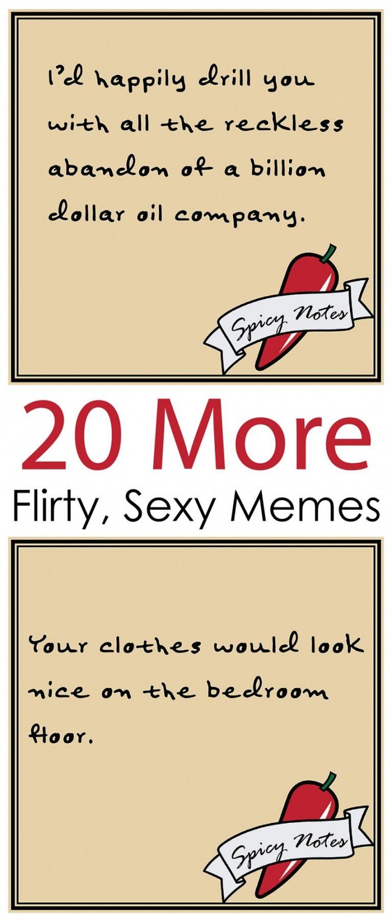 Flirty Sex Memes : flirty, memes, Flirty, Memes