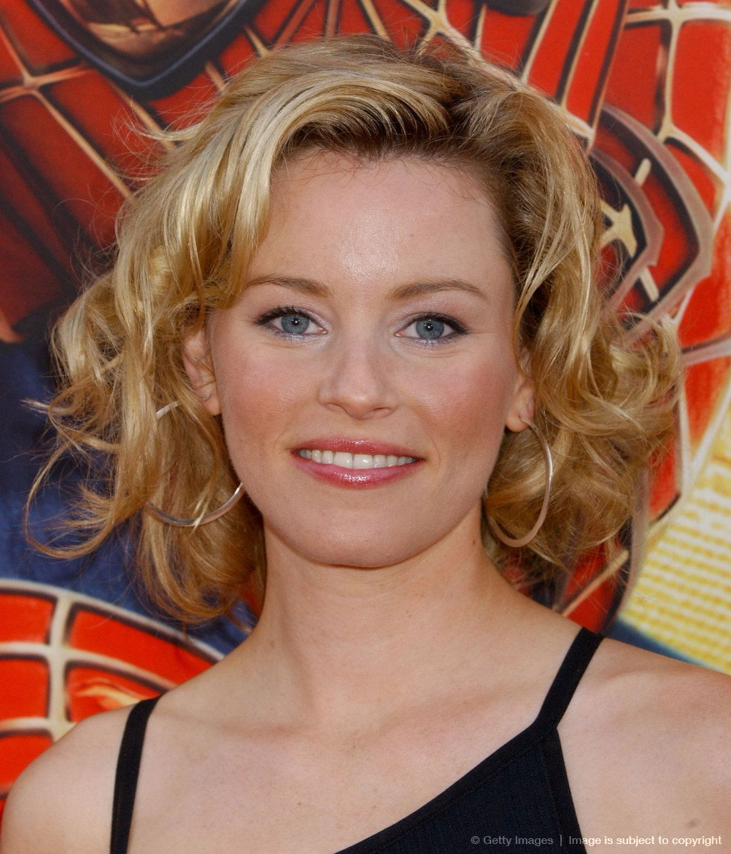 Spider Man 2 Los Angeles Premiere Arrivals Elizabeth Banks Celebrity Hairstyles Celebs