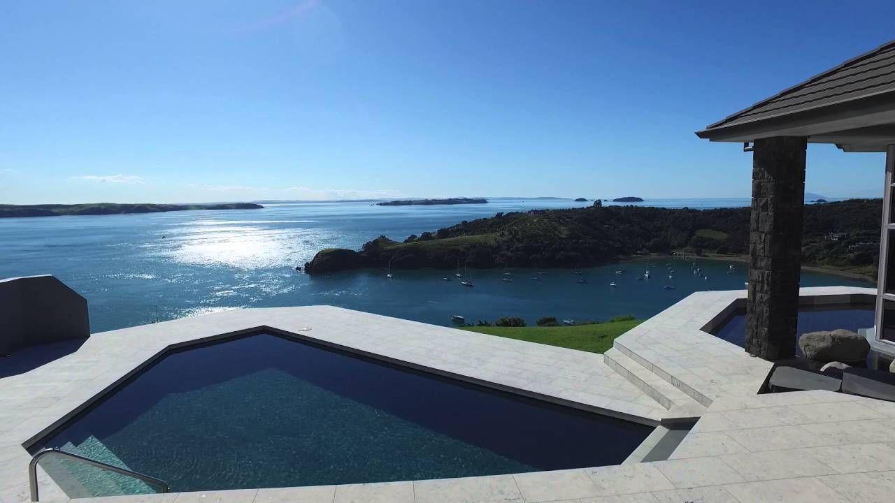 Spectacular Property For Sale - Waiheke Island, New Zealand
