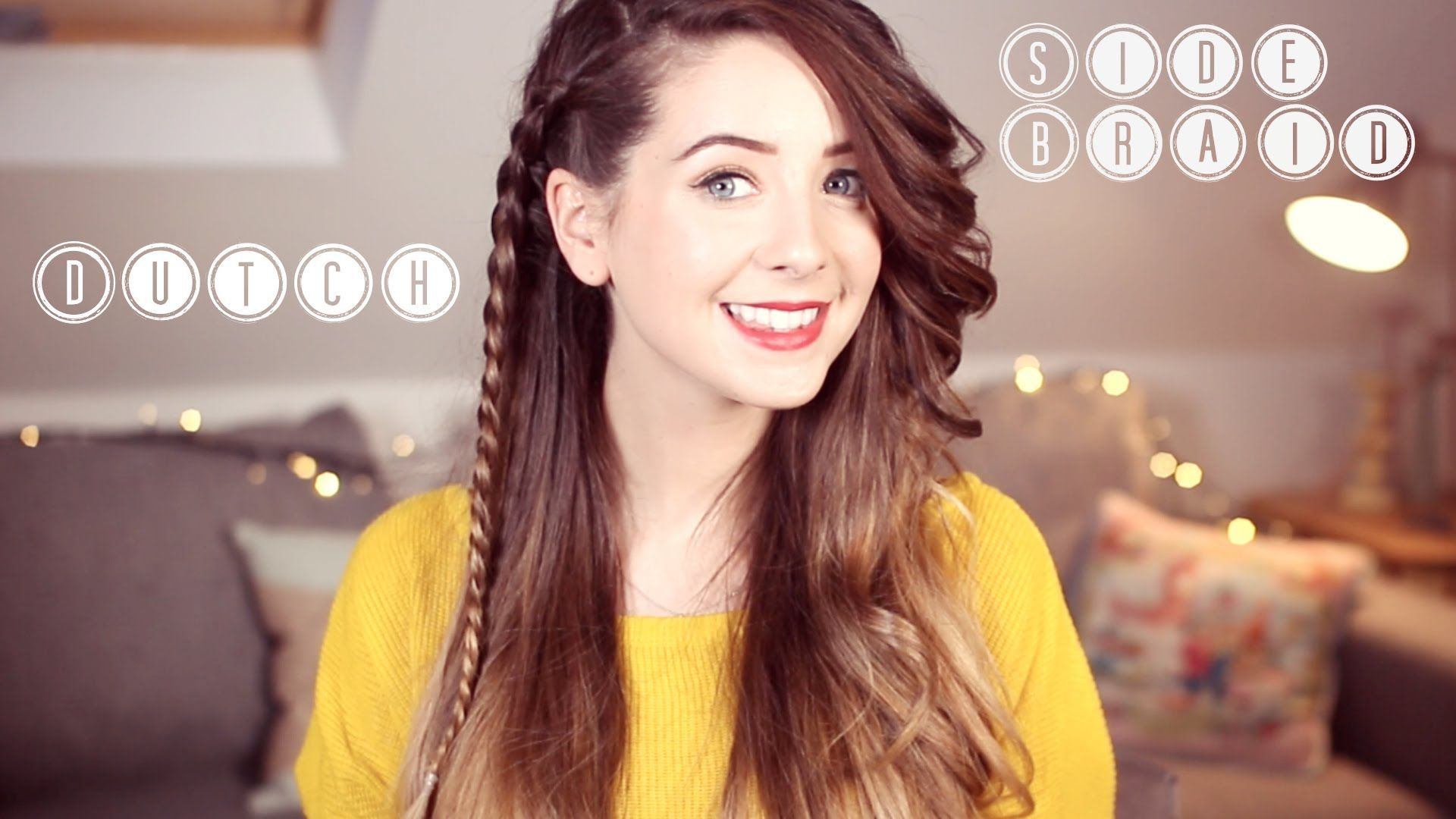 easy hairstyles for long hair zoella #hairstyles
