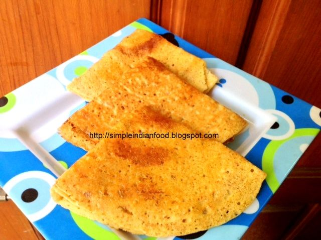 Simple indian food an easy cooking blog foxtail millet adai simple indian food an easy cooking blog foxtail millet adai forumfinder Image collections