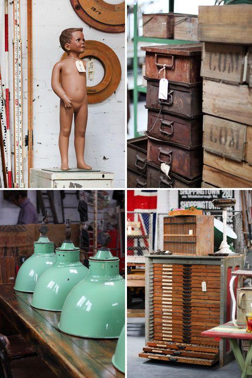 Nook Vintage Warehouse Vintage Vintage Industrial Design Files