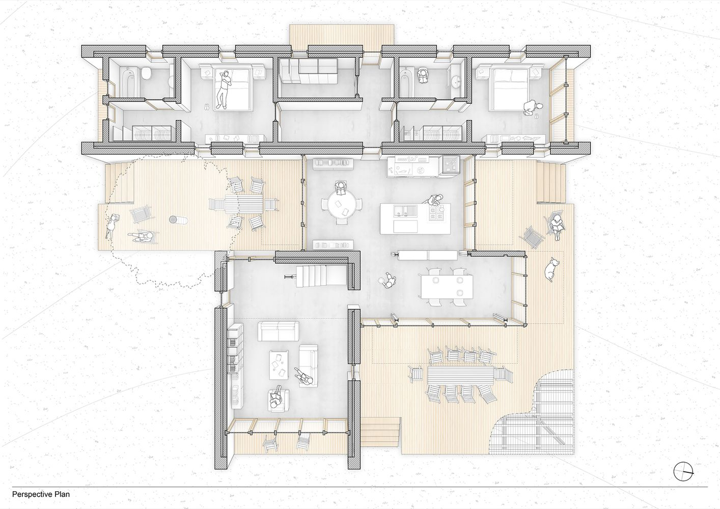 Gallery Of T House Onur Teke 16 House House Design Residential House