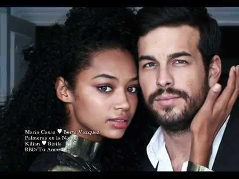 Best Interracial Couple Mario Casas ♥ Berta Vazquez Tu