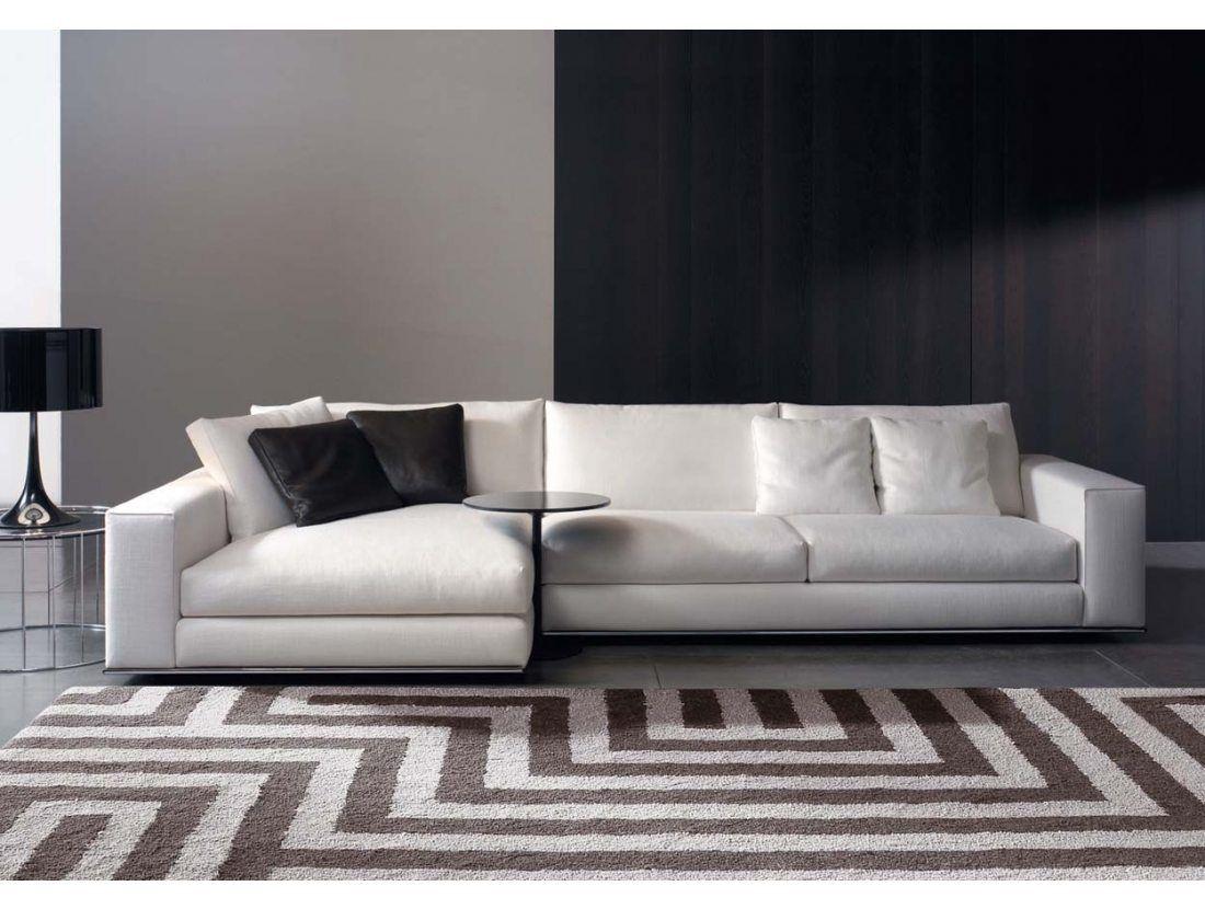 Minotti Hamilton bank | Van der Donk interieur | Modern interiors ...