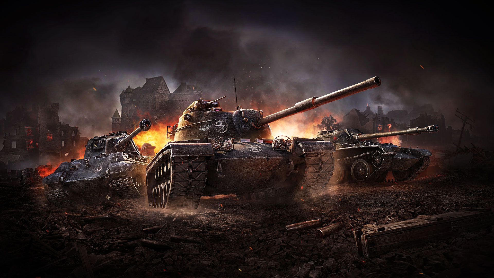 World Of Tanks Live Wallpaper Android Apps On Google Play 1920