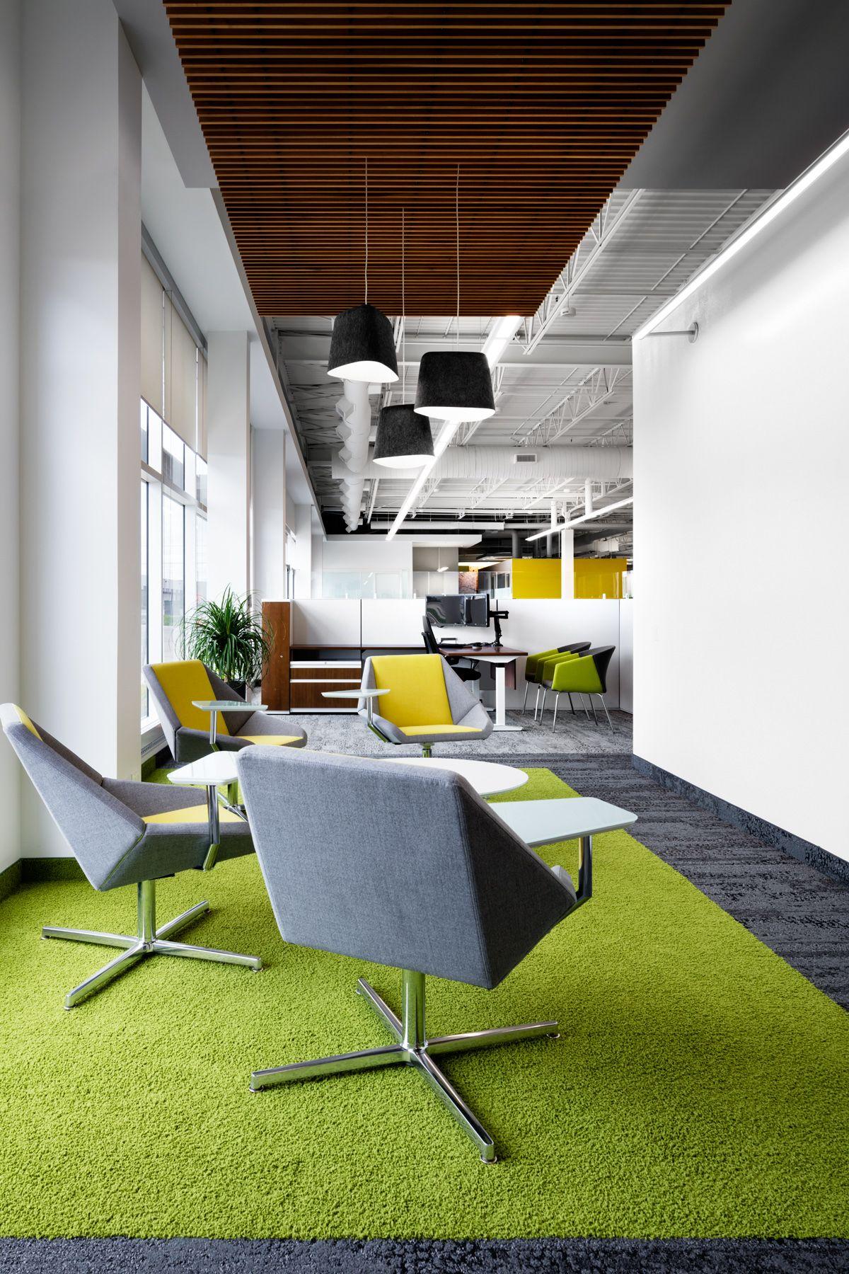 Modern Office Furniture Design Nios Lounge By Arcadia