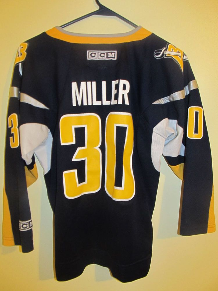 Ryan Miller - Buffalo Sabres Hockey Jersey - CCM Youth Large   X-large  CCM   BuffaloSabres c3f7f0863