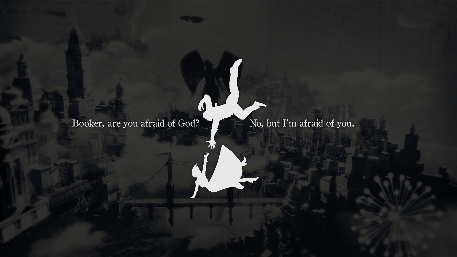 Vintage Bioshock Infinite Wallpaper By XJwJdeviantart On DeviantArt