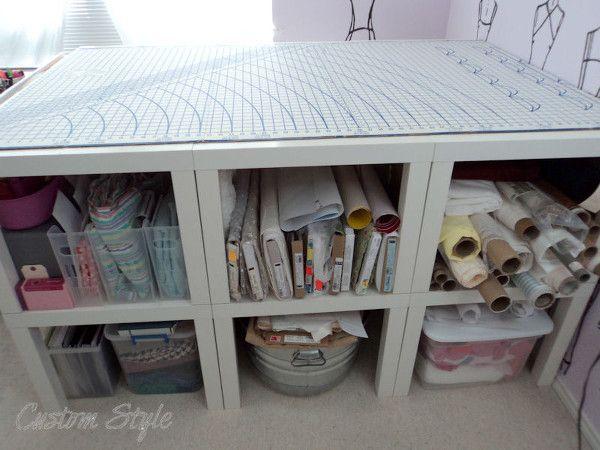 ikea hack im handumdrehen zum eigenen n htisch m bel pinterest n hzimmer n hen und ideen. Black Bedroom Furniture Sets. Home Design Ideas