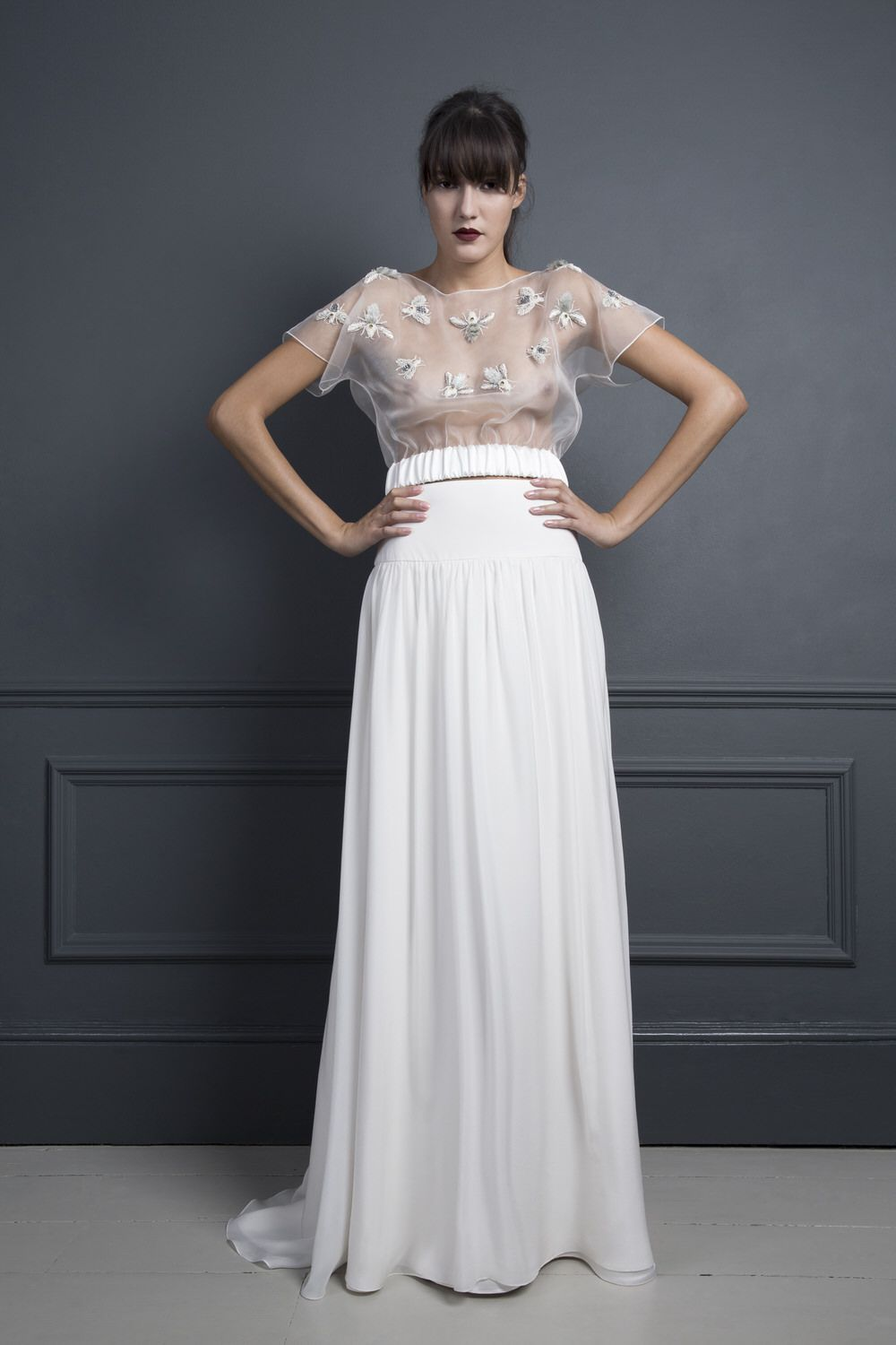 Halfpenny London Wedding Dresses AW17 Standing On Stardust ...