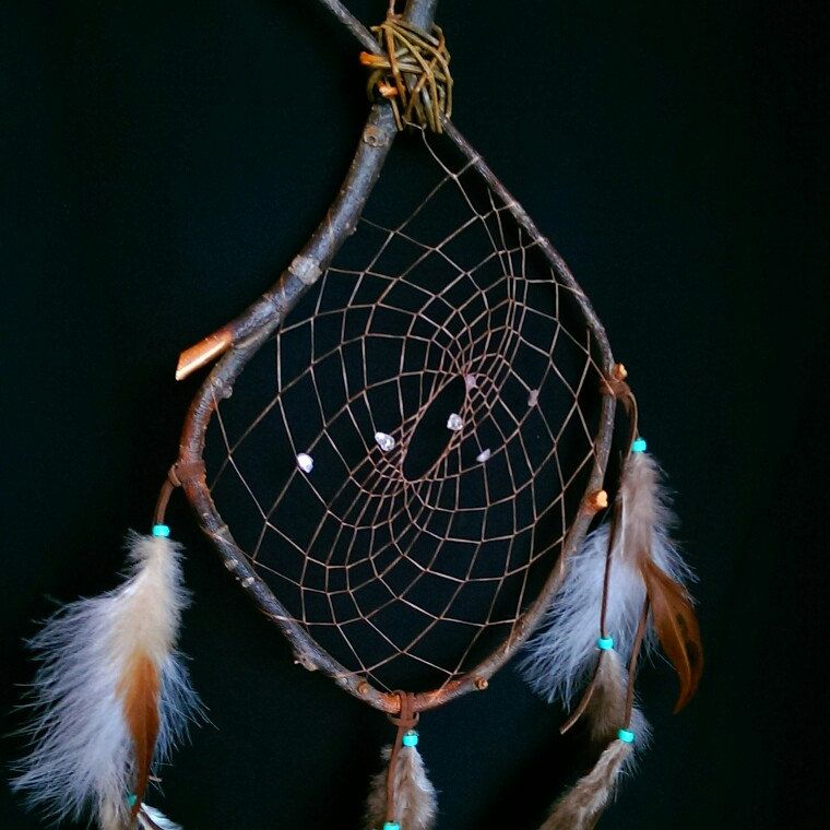 Looking For Authentic Shop Ojibwe Dream Catchers While Supplies Extraordinary Ojibwe Dream Catcher