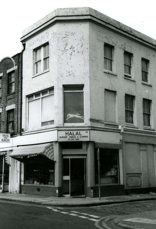 Brick Lane: P01168 Brick Lane C.1981 London
