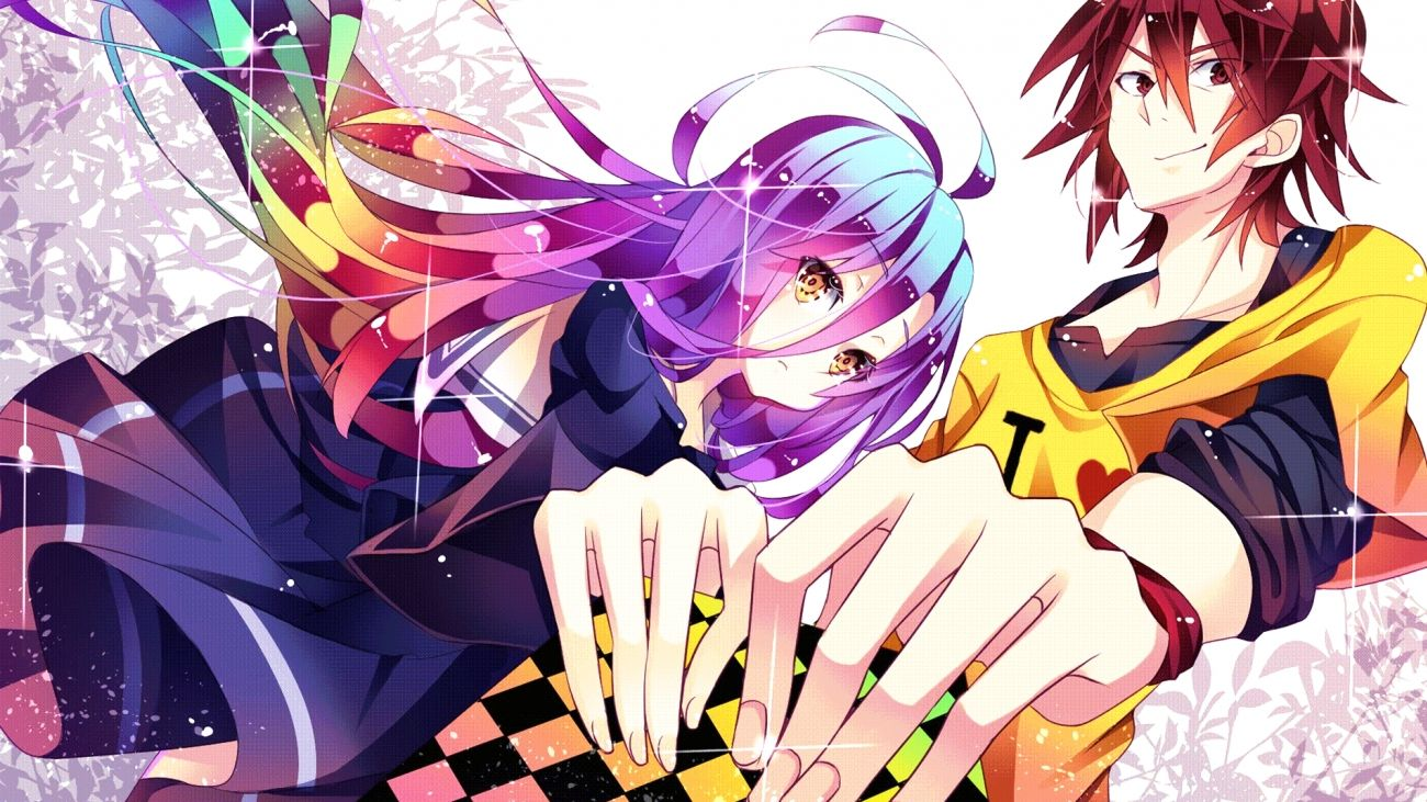 Download Gorgerous No Game No Life Wallpaper For Computer High