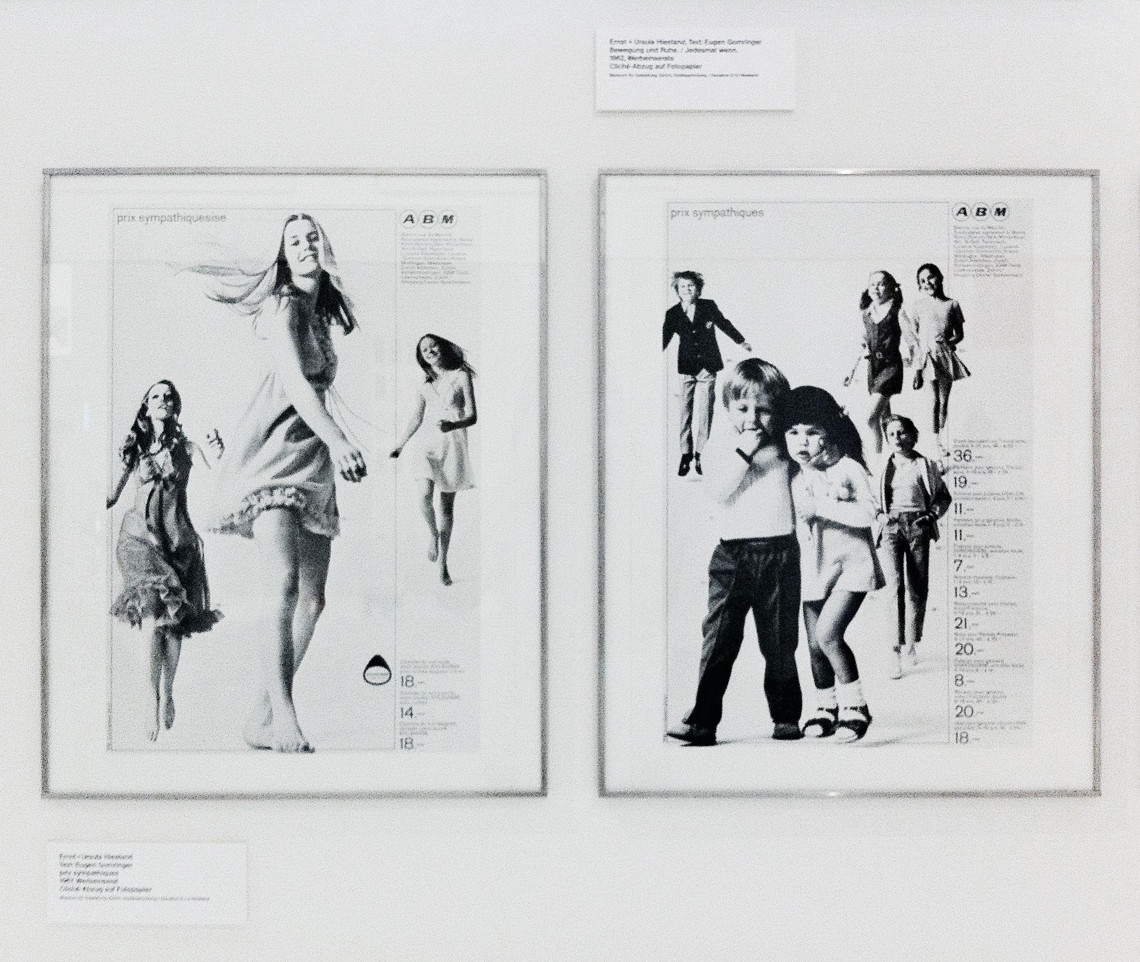 100 Jahre Schweizer Grafik, Museum für Gestaltung Zürich