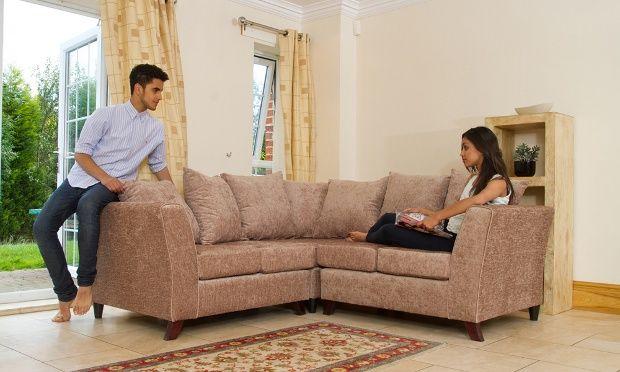 Rimini Corner Sofa For 399 With Free Delivery 58 Off Corner Sofa Sofa Frame Stylish Pillows