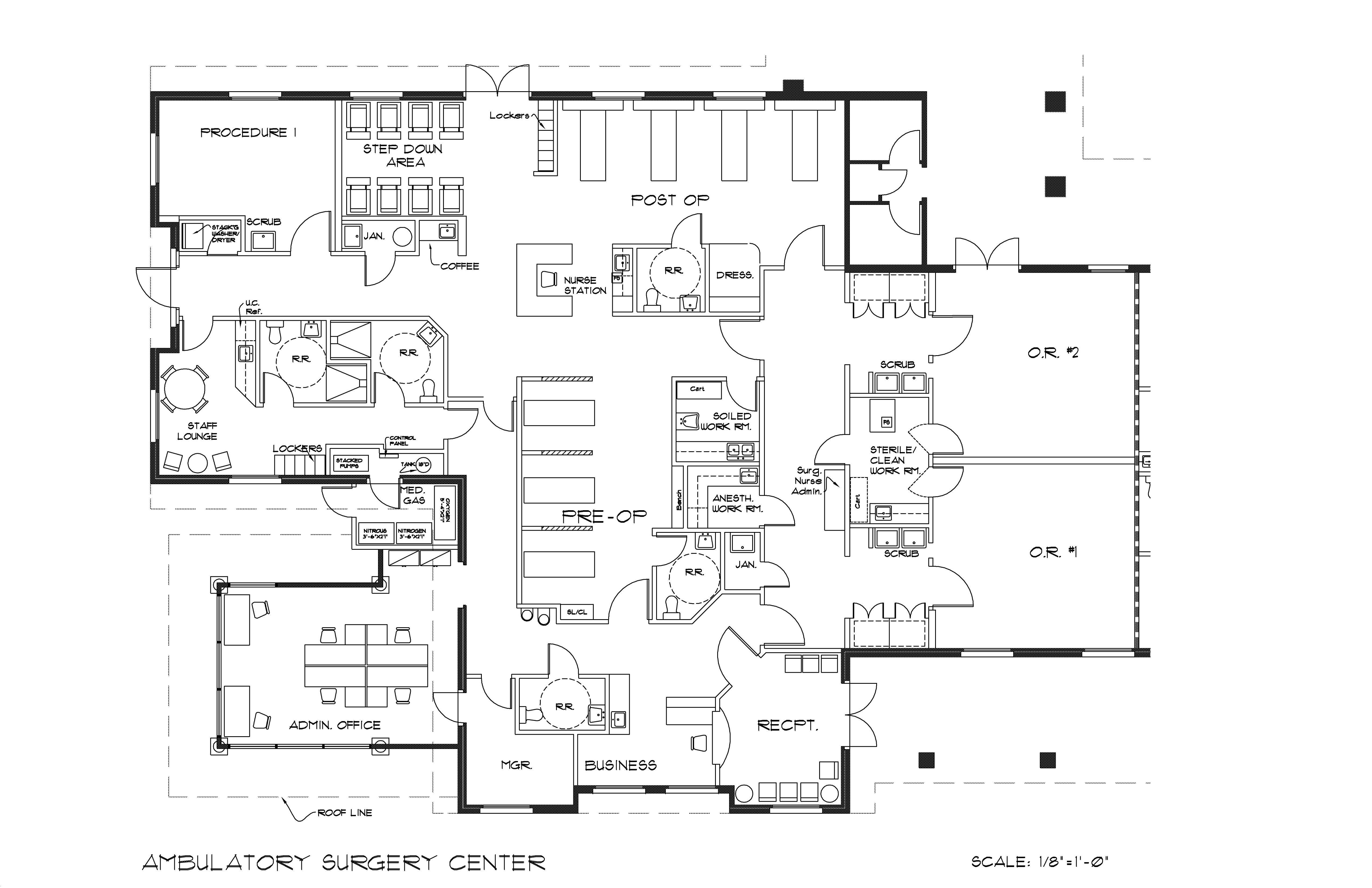 desert health center surgery center jpg 5100 215 3300 second floor plans trend home design and decor