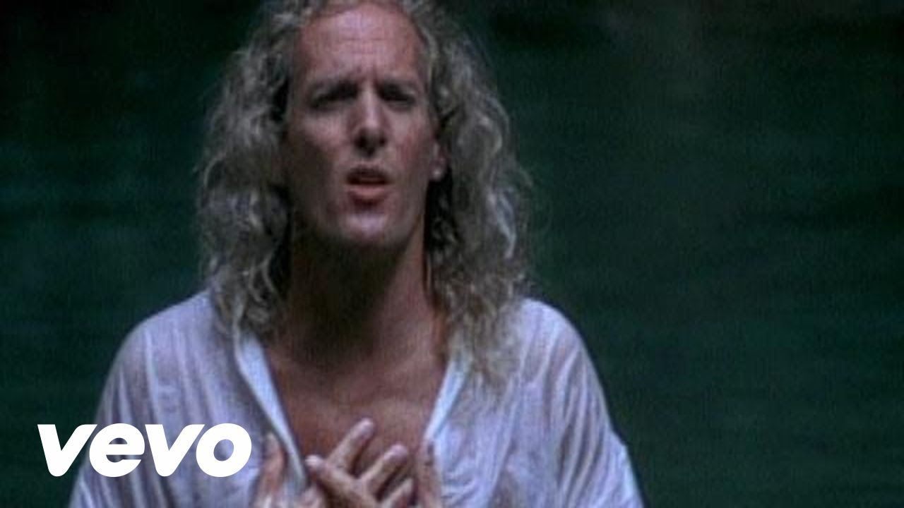 Michael Bolton Can I Touch You There Michael Bolton Michael Bolton