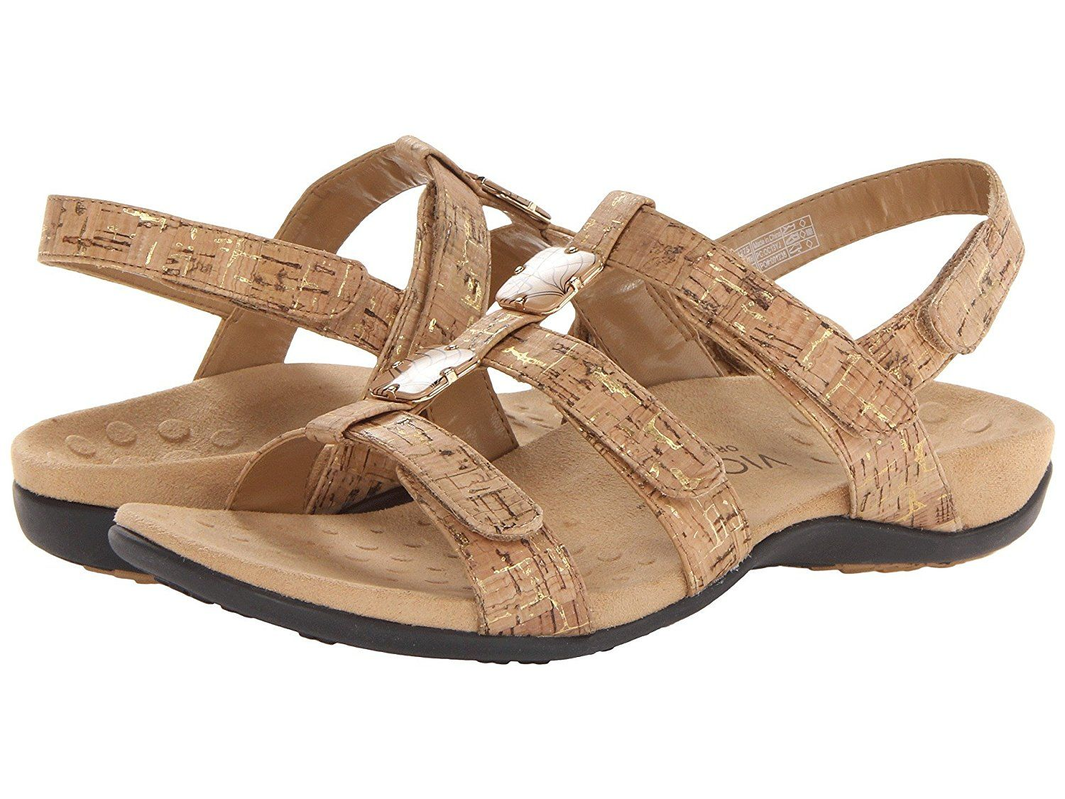 df731338a5a Vionic with Orthaheel Technology Women s Amber Sandal     Learn more by  visiting the image