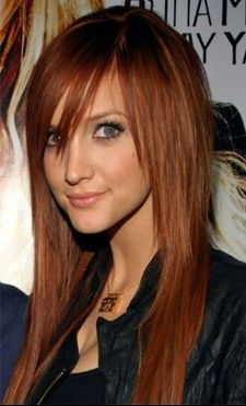 Photo couleur cheveux chatain clair